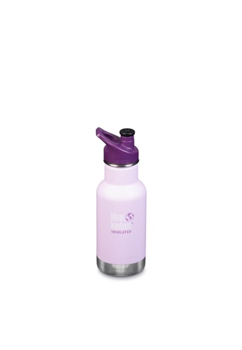 Klean Kanteen purple Klean Kanteen Insulated Kid Classic Water Bottle12Oz (With Kid Sport Cap) (Sugarplum Fairy) 19FAFACF8790DBGS_1