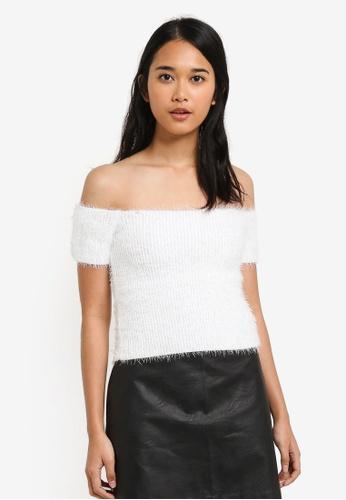 c3df7890e6 Buy Factorie Madison Short Sleeve Knit Top Online | ZALORA Malaysia