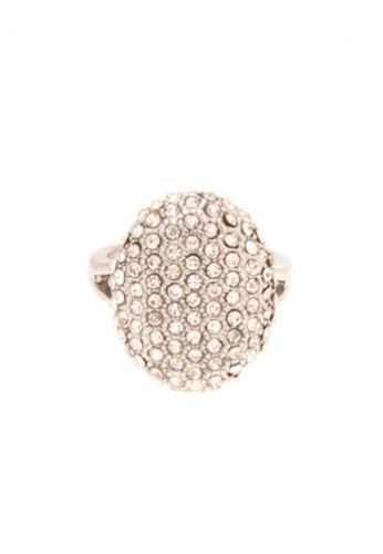 Kimberley silver New Moon Bella Moonstone Ring KI026AC60JMLPH_1