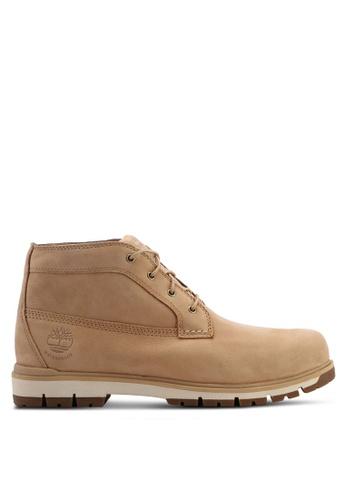 Timberland beige Radford Waterproof Chukka Boots 6AED4SH5296843GS_1