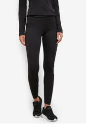 The North Face black War Tights TH274AA0S7K8MY_1