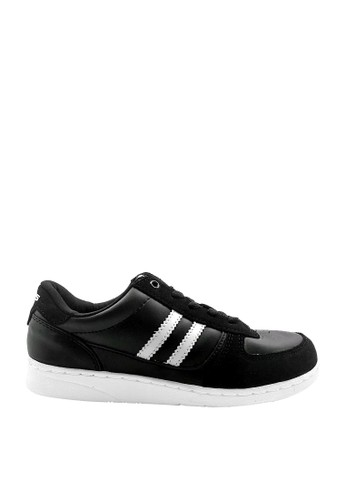 FANS black Fans Hilton BW - Casual Shoes Black White 36234SH1F882E2GS_1