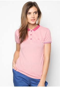 Twin Tipped All-Day Ladies Polo