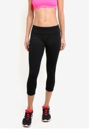 Lorna Jane black Quick Step Core 7/8 Tights LO143AA21WEGMY_1