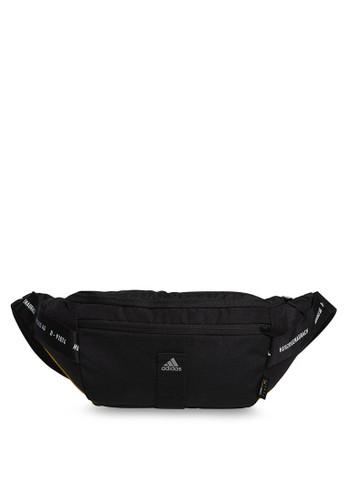 ADIDAS black street waistbag 621A0AC987015EGS_1