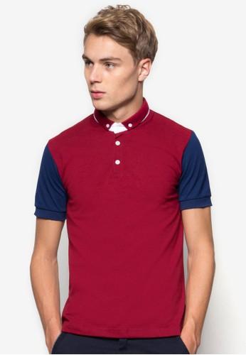 色塊POLO 衫, esprit outlet 旺角服飾, Polo衫