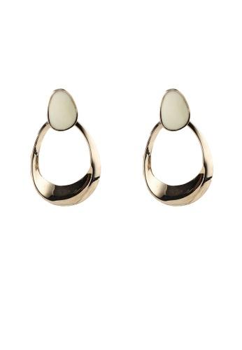 niko and ... grey Drop Earrings BA0AFAC4943C73GS_1