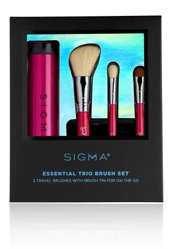 Sigma Beauty pink Essential Trio Brush Set 9B4D6BEC0D3756GS_1