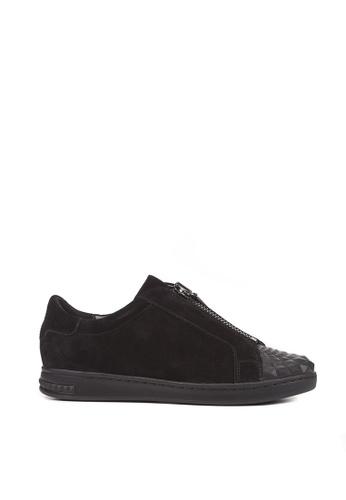 Geox black Jaysen Sneakers 64DF1SH13D5321GS_1