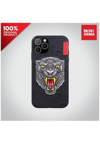 """Skinarma black Skinarma - Casing Iphone 11 Pro 5.8"""" Predator - Pantheria 35B48ESF075FB3GS_1"""
