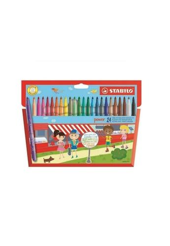 Stabilo STABILO Power Wallet Coloring Pens - Set of 24 98B2DHL882E849GS_1
