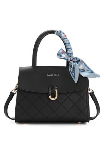 Swiss Polo black Casual Top Hand Bag 51C21ACA8A472FGS_1