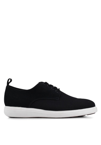 Call It Spring black Collin Lace Up Sneakers 76039SHB903334GS_1