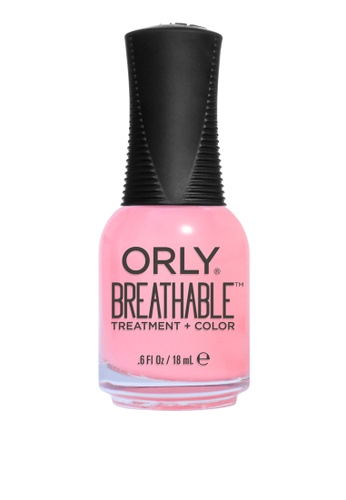 Orly pink Orly Breathable Nail Lacquer Happy And Healthy DB266BE82A4A5BGS_1