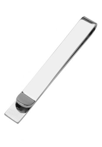 CUFF IT silver Silver Blank Tie Clips CU047AC60BBZHK_1