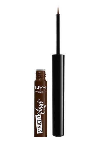 NYX Professional Makeup brown NYX Professional MakeupStrictly Vinyl Eyeliner - ALLIANCE DCC0FBE4B36DE4GS_1