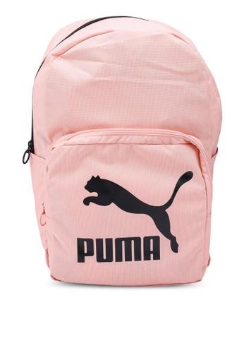 PUMA pink Originals Urban Backpack D2F14ACF239993GS_1