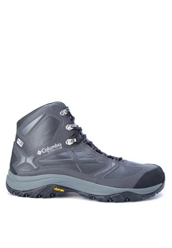 Columbia black Terrebonne Outdry Extreme Mid Men's Shoes    CO143SH0KDEPPH_1