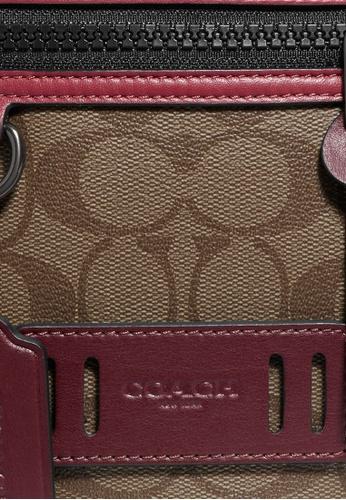 Coach red Terrain Crossbody Bag (cv) 07C73ACB24092AGS_1