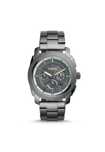Fossesprit 折扣il MACHINE紳士型男錶 FS5172, 錶類, 紳士錶