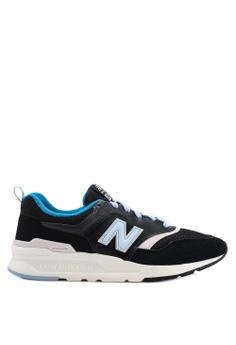dd44c1386 New Balance black 997H Lifestyle Shoes 8C50CSH4C3ABFDGS 1