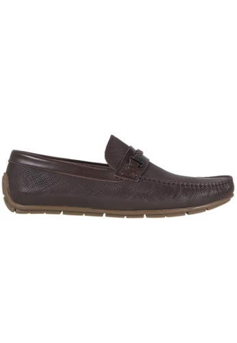 Tomaz brown Tomaz C293 Braided Buckled Loafers (Coffee) B6169SH0903379GS_1