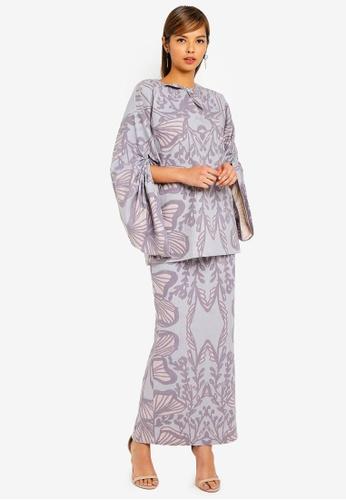 AfiqM purple Kemboja Kurung Kedah 6FD9EAAF2A6FE3GS_1