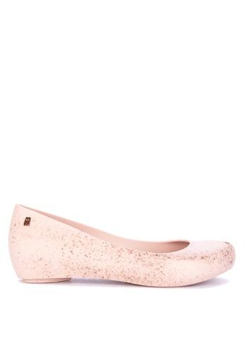 f75d279b055 Shop Melissa Ultrgrl Splash Closed Toe Wedges Online on ZALORA ...