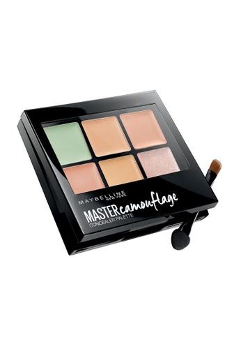 Maybelline multi Maybelline Master Camouflage Concealer Palette Light 700ADBEC6A3D43GS_1