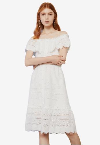cd8c2f1a7478 Buy Hopeshow Off Shoulder Dress Online on ZALORA Singapore