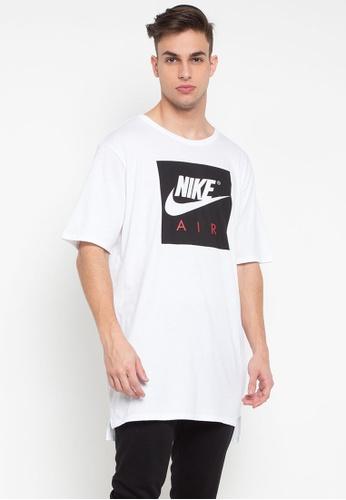 Nike white Men's Nike Sportswear T-Shirt NI126AA0STWVMY_1