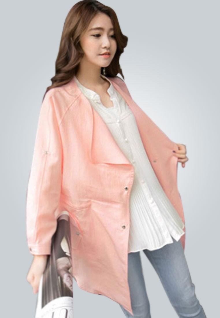 Little Chic Windbreaker Jacket