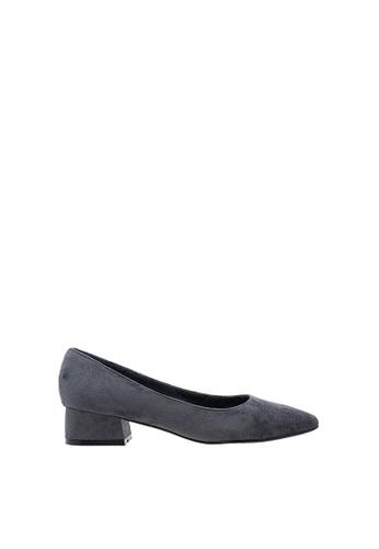 SEMBONIA blue Women Suede Court Shoe EF33DSH78E07C3GS_1