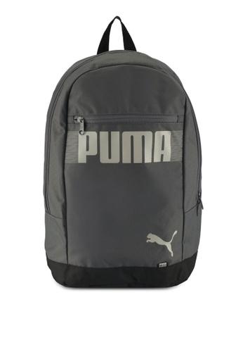Puma black PUMA Pioneer Backpack II 7EC9DAC4BFE955GS_1