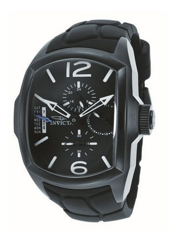 INVICTA black Invicta Lupah Men 47mm Quartz Watch 18902 A1C0BACF07C2A9GS_1