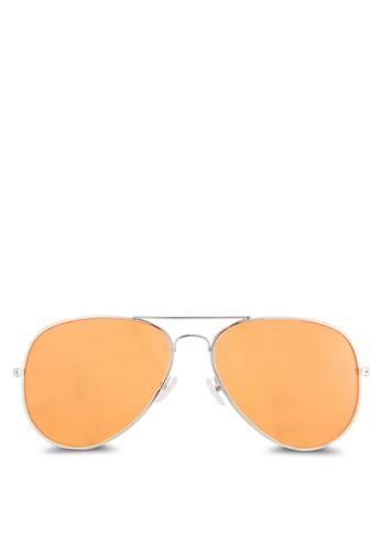 飛行esprit hong kong 分店員太陽眼鏡, 飾品配件, 飛行員框