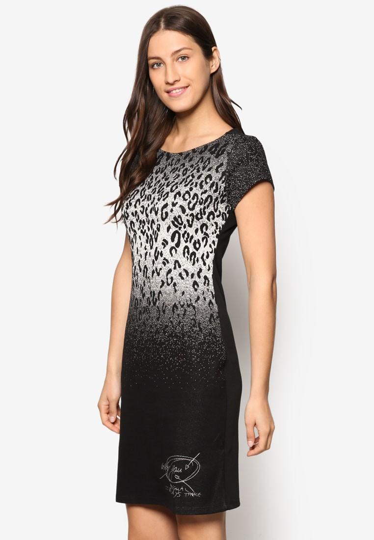 Linda Shift Dress