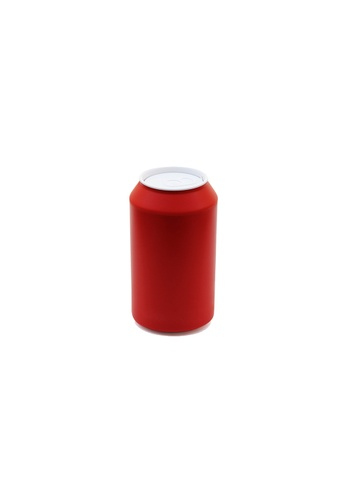 Qualy Qualy Cantainer bin/container (Red) 402D0HL8B9271CGS_1
