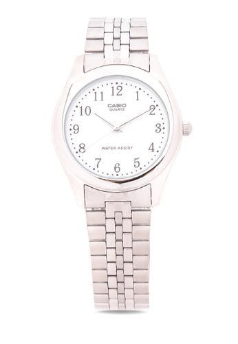Casio silver Analog Watch MTP-1129A-7BRDF CA076AC05LSCPH_1