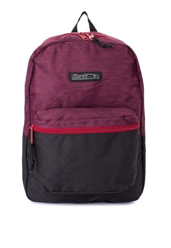 Hawk red Hawk Backpack HA267AC0IQPEPH_1