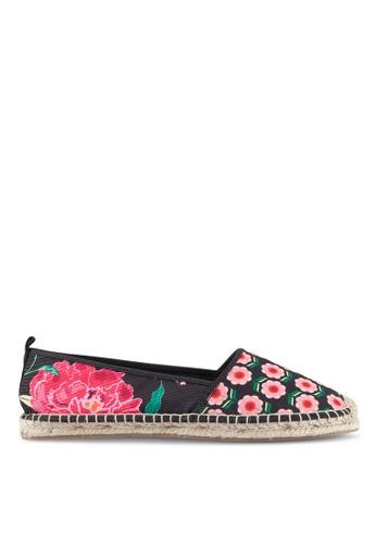 ALDO black Beiwen Espadrille Shoes D6346SHC2353A5GS_1