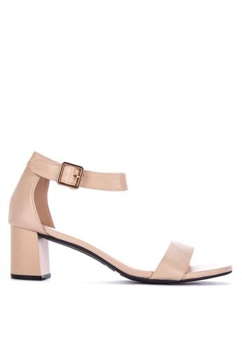 9562f97046b Shop Gibi Jhane Ankle Strap Sandals Online on ZALORA Philippines