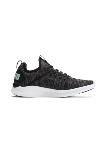 official photos 75692 19117 PUMA IGNITE Flash evoKNIT Women's Training Shoes 190511
