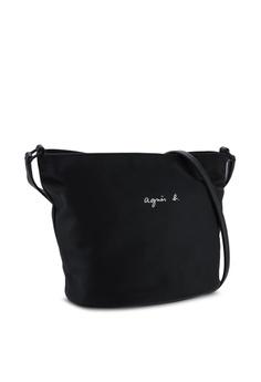 b3a40e82e08 7% OFF Agnes B Crescent Crossbody Bag S$ 255.00 NOW S$ 236.90 Sizes One Size