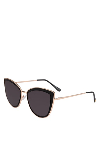 Buy River Island Lexi Black Sunglasses Online on ZALORA Singapore f4b30535c8