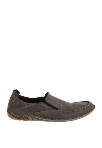 Hush Puppies grey Keenan Roller Casual Shoes 95321SH0716A1EGS_1