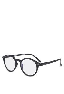 3554cd1c40 SCREEN  D Black Soft +0.00 Screen Glasses 69AC1GLEB9C769GS 1 Izipizi ...