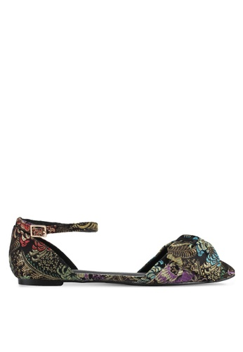 River Island multi Trot Point Toe Two Part With Bow RI009SH0SIUPMY_1
