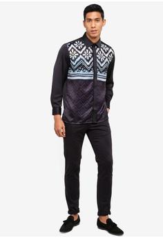 64ed27a9998f98 Gene Martino Men s Batik Shirt S  49.90. Sizes M L XL