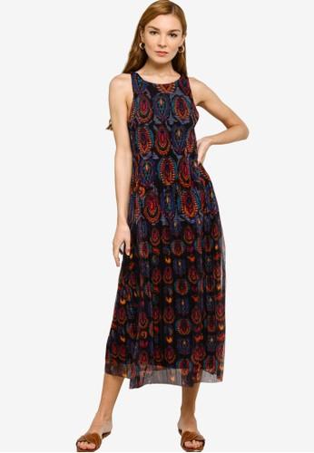 Desigual black Atenea Dress D40C1AAE734587GS_1